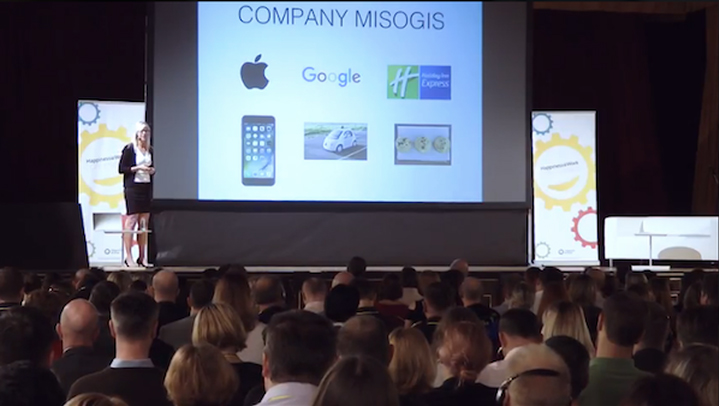 Keynote Speech: Happiness at Work Conference